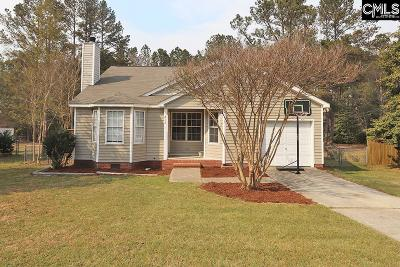 West Columbia Single Family Home For Sale: 216 Dove Trace