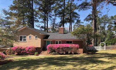 Richland County Single Family Home For Sale: 5917 Woodvine