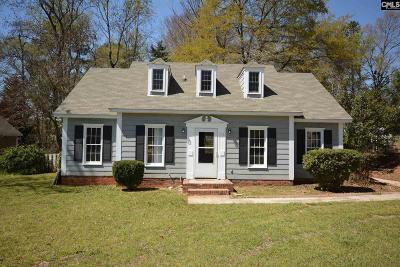 Irmo Single Family Home For Sale: 118 Chadford