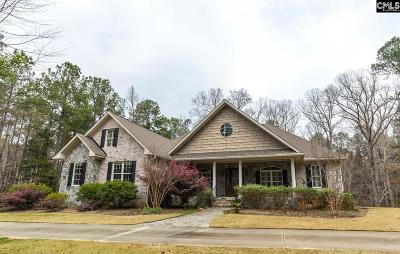Ridgeway Single Family Home For Sale: 855 Cedar Rock