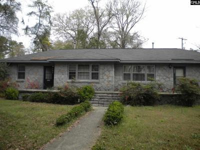 West Columbia Multi Family Home For Sale: 2530 Lake Shore