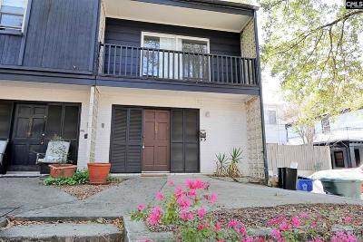 Columbia Townhouse For Sale: 507 Edisto