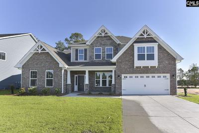 Blythewood Single Family Home For Sale: 501 Pine Knot Lot 33