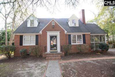 Kershaw County Single Family Home For Sale: 1008 Kirkwood
