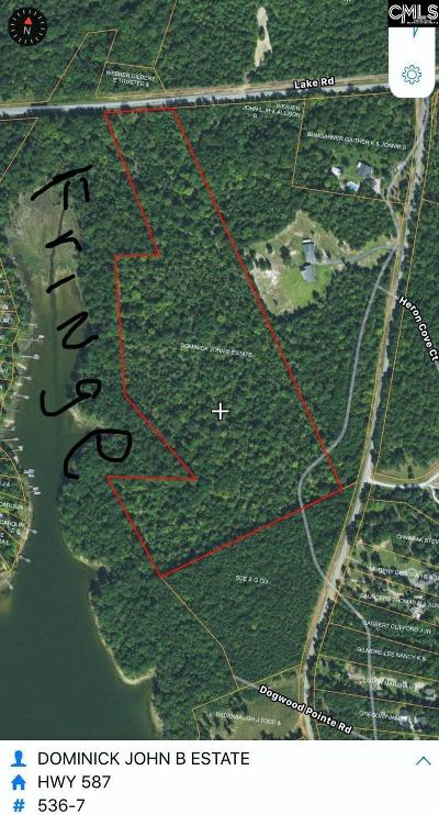 Residential Lots & Land For Sale: Hwy 587 0 Lake Road