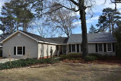 Lexington County Single Family Home For Sale: 221 Woodwinds