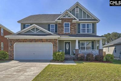 West Columbia Single Family Home For Sale: 143 Emanuel Creek