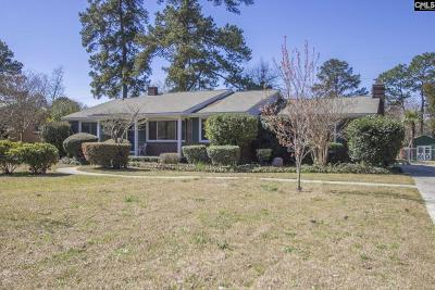 Cayce Single Family Home For Sale: 106 Shady