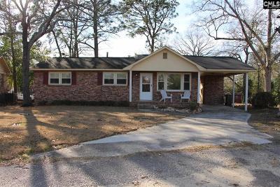 Lexington, Cayce Single Family Home For Sale: 1508 Benton