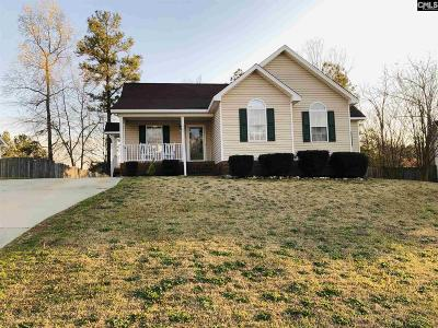 Irmo Single Family Home For Sale: 423 Beech Branch Drive