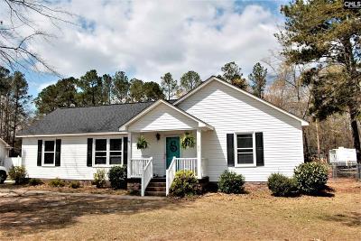 Lugoff Single Family Home For Sale: 25 Falcon Crest