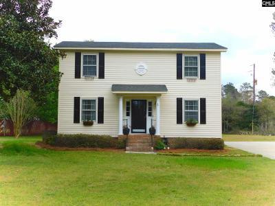 Batesburg, Leesville Single Family Home For Sale: 424 Willis