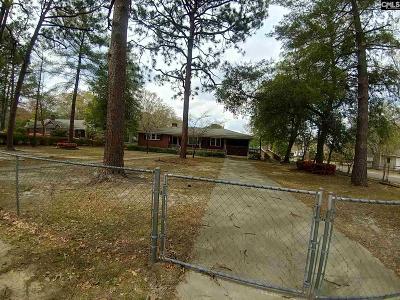 Lexington, Cayce Single Family Home For Sale: 1534 Dunbar