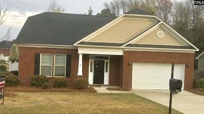 Lugoff SC Single Family Home For Sale: $169,000