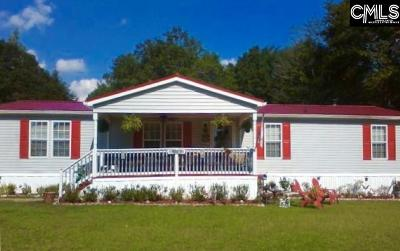 Bamberg SC Single Family Home For Sale: $125,000