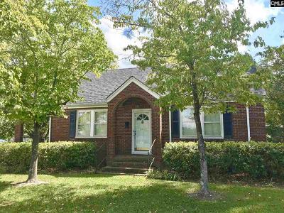 Orangeburg SC Single Family Home For Sale: $119,500