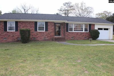 Columbia SC Single Family Home For Sale: $127,900