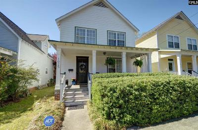 Columbia Single Family Home For Sale: 1025 Butler