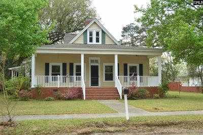 Batesburg, Leesville Single Family Home For Sale: 111 S Ridgell