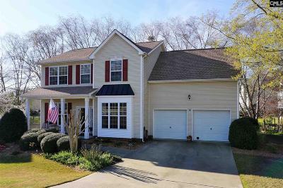 Lexington, Cayce Single Family Home For Sale: 115 Bellahven