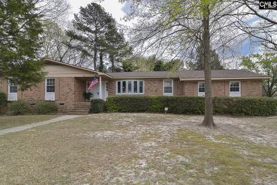 Lexington County Single Family Home For Sale: 400 Shag Bark Trail