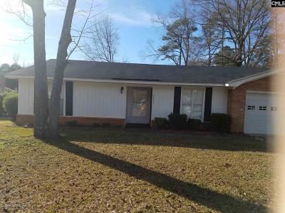 Irmo Single Family Home For Sale: 3442 Bronte