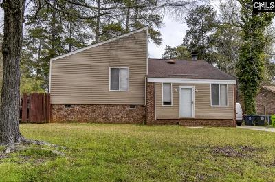 Irmo Single Family Home For Sale: 218 Serpentine