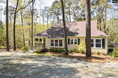 Lexington County, Newberry County, Richland County, Saluda County Single Family Home For Sale: 269 Forest Shores