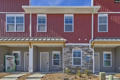 Lexington County, Richland County Townhouse For Sale: 437 Angel Grove