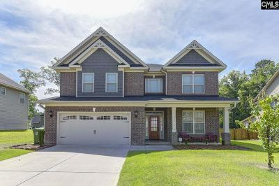 Blythewood Single Family Home For Sale: 611 Coyote