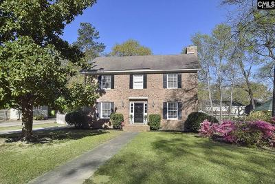 Single Family Home For Sale: 124 Chimney Hill