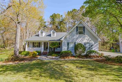 Irmo Single Family Home Contingent Sale-Closing: 348 Gleneagle