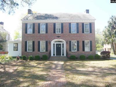 Orangeburg Single Family Home For Sale: 1925 Middleton