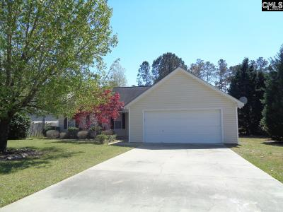 Irmo Single Family Home For Sale: 203 Walnut Grove