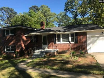 Forest Acres Single Family Home For Sale: 3232 Pine Belt
