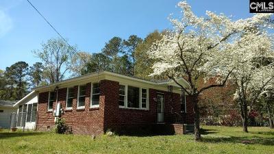 Lexington County, Richland County Single Family Home For Sale: 2039 Legrand