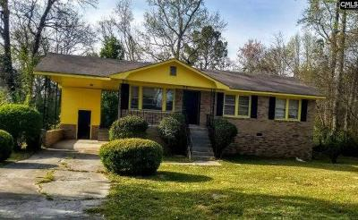 Columbia Single Family Home For Sale: 6508 Easter