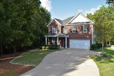 Blythewood Single Family Home For Sale: 501 Briar Jump