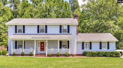 Orangeburg Single Family Home For Sale: 2352 Fairway