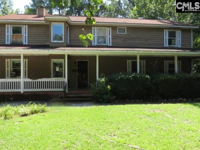 Lexington County, Richland County Single Family Home For Sale: 160 Whitwood