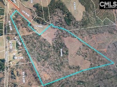 Monetta, Ridge Spring, Wagener, Johnston, Pelion, Newberry, Ward Residential Lots & Land For Sale: 470 Halfacre