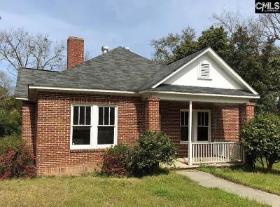 West Columbia Single Family Home For Sale: 1218 Main