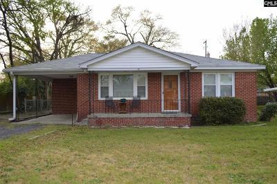 Columbia Single Family Home For Sale: 1515 Aralia