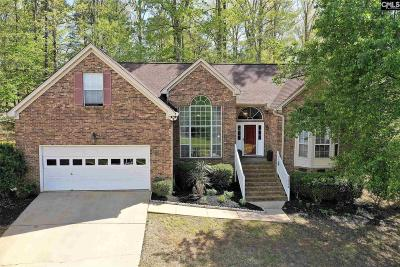 Lexington County, Newberry County, Richland County, Saluda County Single Family Home For Sale: 1624 Lost Creek