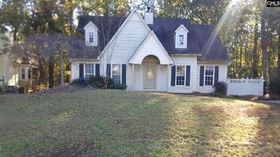 Lexington Single Family Home For Sale: 136 Coventry Lake