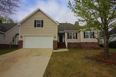 Lexington County, Richland County Single Family Home For Sale: 115 Long Needle Rd