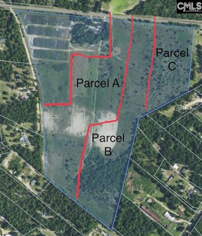Lexington County, Richland County Residential Lots & Land For Sale: 1201 Meadowfield Rd