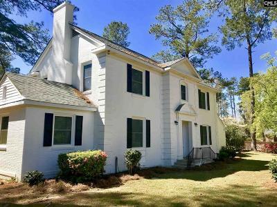 Orangeburg Single Family Home For Sale: 1091 Moss