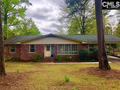 Rosewood Single Family Home For Sale: 1617 Tall Pines