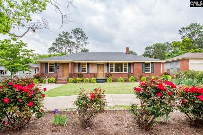 Cayce Single Family Home For Sale: 925 Evergreen Ave